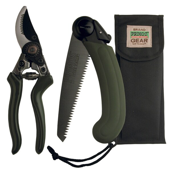 Primos Cut Back Pack Folding Saw and Pruner