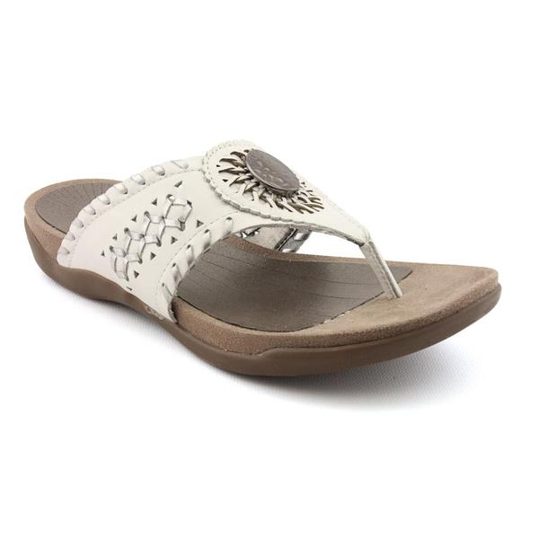 Array Women's 'Moki' Leather Sandals - Narrow (Size 6)