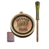 Primos Jackpot Glass Slate 258 Turkey Call