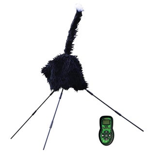 Primos Stray Cat Motion Decoy with Remote 62721
