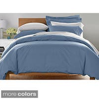Oversized Microfiber 3-piece Duvet Cover Set