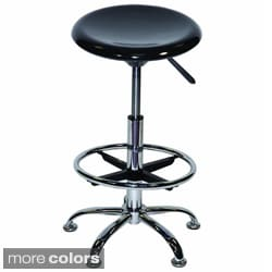 Offex Artisan Height Adjustable Home / Office Drafting Seating Stool