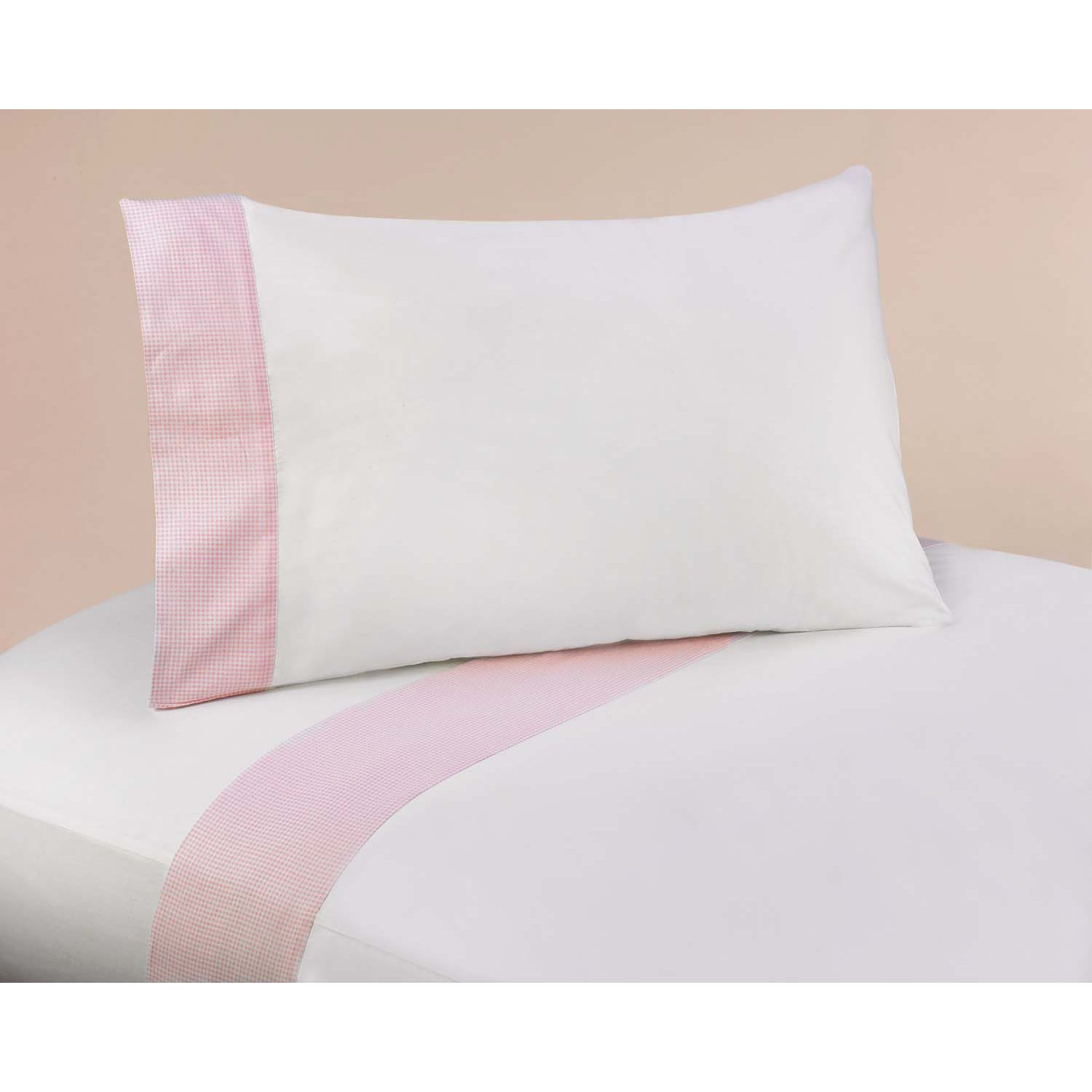 Sweet Jojo Designs 200 Thread Count Pink French Toile Bedding Collection Sheet Set Overstock 7846876