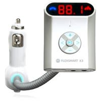GOgroove FlexSMART X3 GG-FLEXSMART-X3 Wireless Bluetooth Car Hands-fr