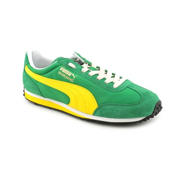 381b9faf239 Shop Puma Men s  Whirlwind Classic  Leather Casual Shoes (Size 9.5 ...