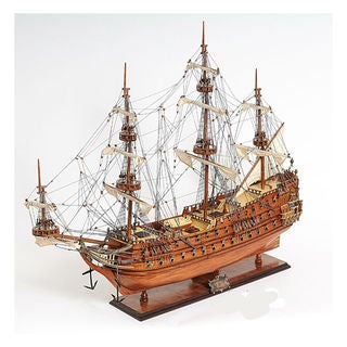 Link to Old Modern Handicrafts Zeven Provincien Model Ship Similar Items in Decorative Accessories