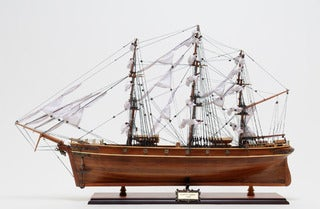 Old Modern Handicrafts Cutty Sark Model Ship