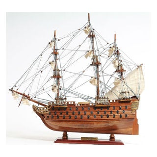 Old Modern Handicrafts Victory Small Model Ship