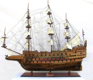 Link to Old Modern Handicrafts Sovereign of the Seas Monumental Model Ship Similar Items in Decorative Accessories
