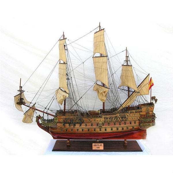 Old Modern Handicrafts San Felipe XL Limited Edition Model Ship