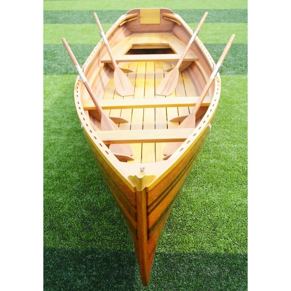 Old Modern Handicrafts Functional Whitehall Dinghy. Opens flyout.