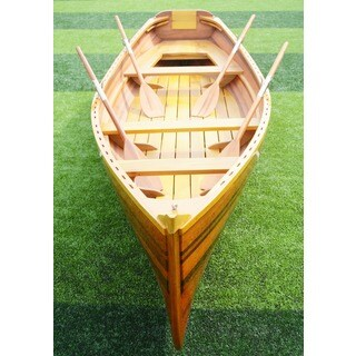 Old Modern Handicrafts Functional Whitehall Dinghy|https://ak1.ostkcdn.com/images/products/7847259/P15234315.jpg?_ostk_perf_=percv&impolicy=medium