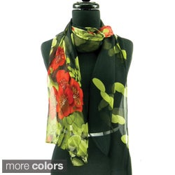 Spring Flower' Spring/Summer Fashion Scarf