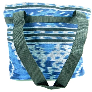 Woven Cotton Handbag