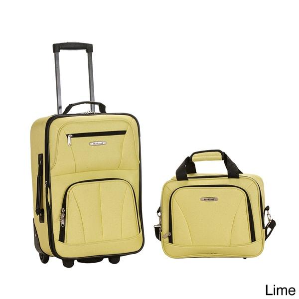 Lightweight Soft Sided Luggage Mc Luggage
