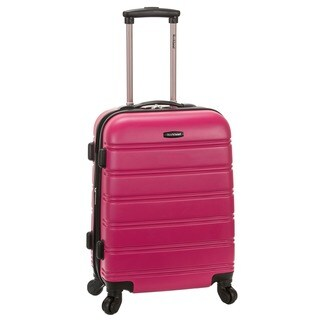 Rockland 20-inch Expandable Hardside Spinner Carry-on Upright (More options available)