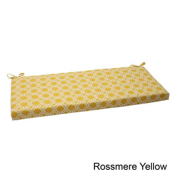 Pillow Perfect Rossmere Outdoor Bench Cushion Free