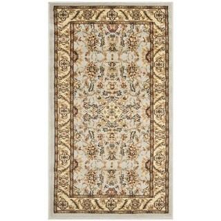 Safavieh Lyndhurst Traditional Oriental Grey/ Beige Rug (2'3 x 4')