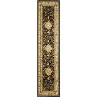 Safavieh Lyndhurst Traditional Oriental Black/ Ivory Rug (2'3 x 10')