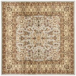 Safavieh Lyndhurst Traditional Oriental Grey/ Beige Rug - 7' Square