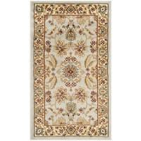 Safavieh Lyndhurst Traditional Oriental Grey/ Beige Rug - 2'3 x 4'