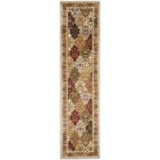 Safavieh Lyndhurst Traditional Oriental Grey/ Multicolored Rug (2'3 x 9')