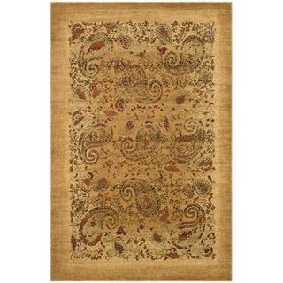 Safavieh Lyndhurst Traditional Paisley Beige/ Multi Rug (2'3 x 4')