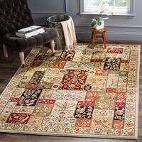 Safavieh Lyndhurst Traditional Oriental Grey/ Multi Rug - 5'3 x 7'6