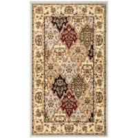 Safavieh Lyndhurst Traditional Oriental Grey/ Multicolored Rug - 2'3 x 4'