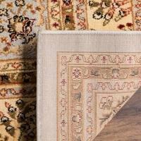 Safavieh Lyndhurst Traditional Oriental Grey/ Beige Rug - 6' x 9'