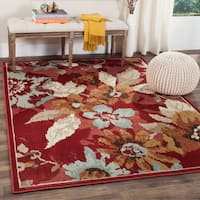 Safavieh Paradise Red Viscose Rug - 8' x 11'2