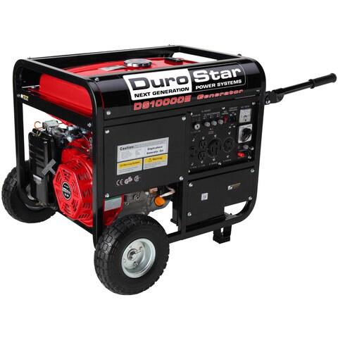 DuroStar 10,000-Watt 16.0 Hp Gas Generator with Electric Start Kit