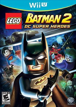 Wii U - Lego Batman 2 Super Heros