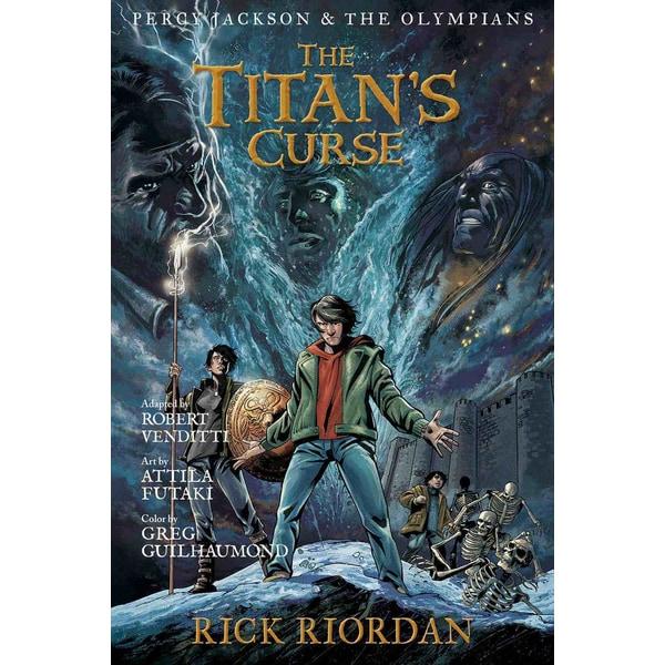 The Titan's Curse (Hardcover)