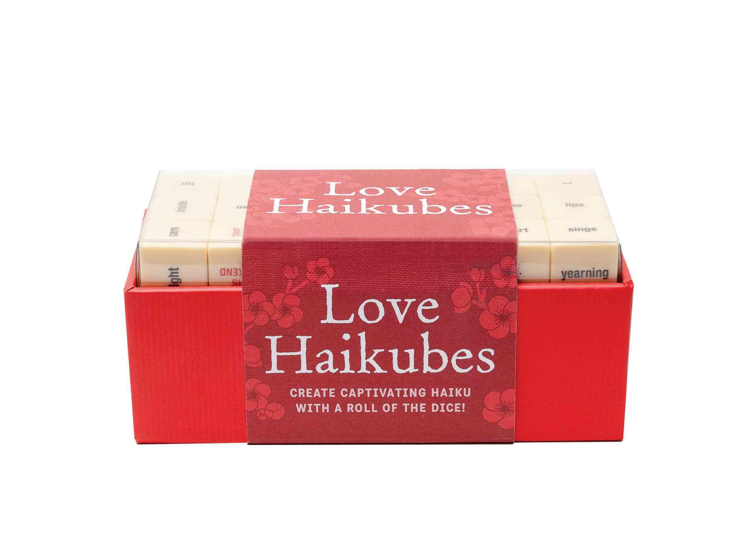 Love Haikubes (Hardcover)