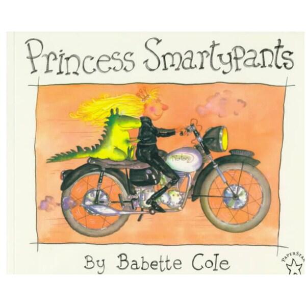 Princess Smartypants (Paperback)