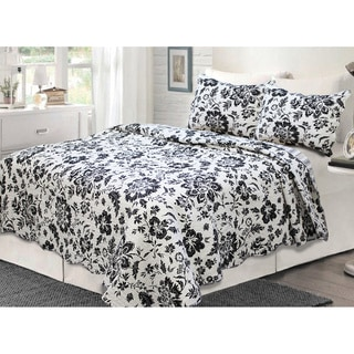 Amberley 3-piece Quilt Set