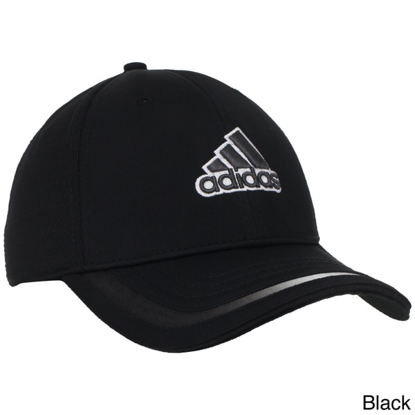 Adidas Mens Splice Logo Embroidred Adjustable Cap