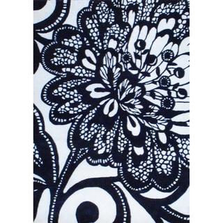 Herat Oriental Indo Hand-tufted Tibetan Wool Rug (3'6 x 5')