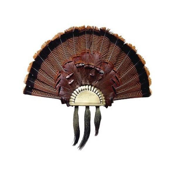 Lohman Turkey Fan Plaque