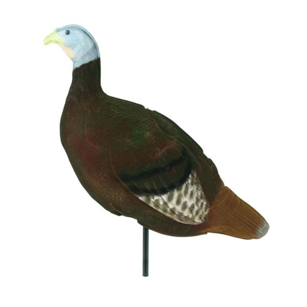 Feather Flex Three Position Flocked Hen Turkey Decoy