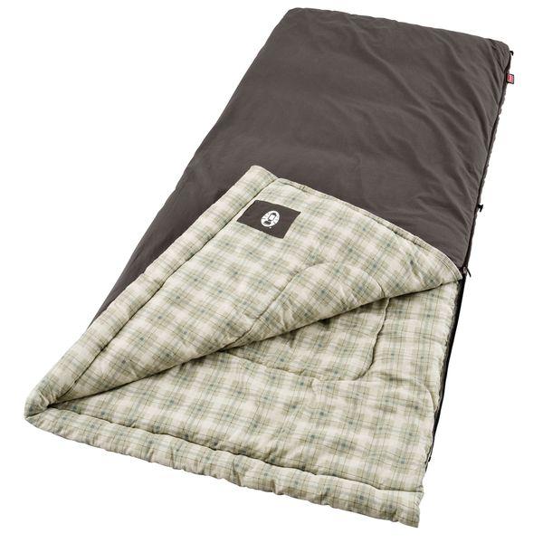 Coleman Heritage Big and Tall Sleeping Bag