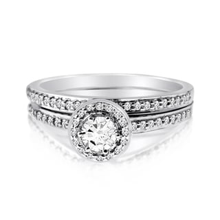 bridal sets shop the best wedding ring sets deals for jun 2017 - Unique Wedding Ring Set