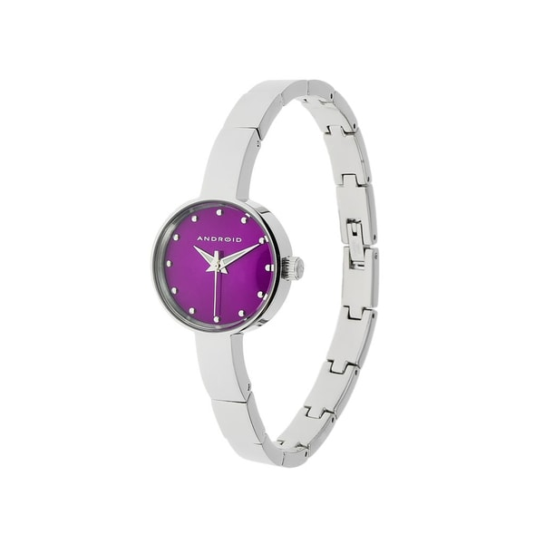 Android Women's 'Mini Star' Purple Dial Watch