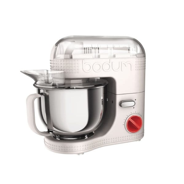 Shop Bodum White Bistro Electric Stand Mixer Free
