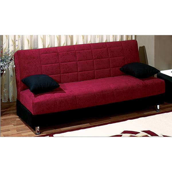 Shop Chicago Sleeper Futon Sofabed Free Shipping Today