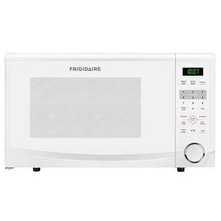 Frigidaire White FFCM1134LW 1.1 cubic foot Countertop Microwave Oven