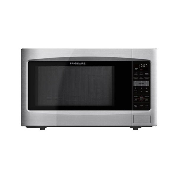 Frigidaire Countertop Microwave Stainless Steel : Frigidaire Stainless Steel 1.2 cubic feet Countertop Microwave - Free ...