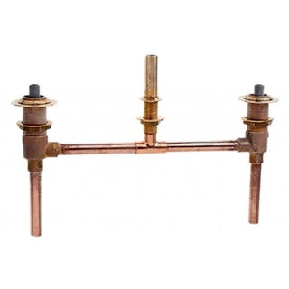 Hampton Deck Mount Tub Filler Rough Valve Body