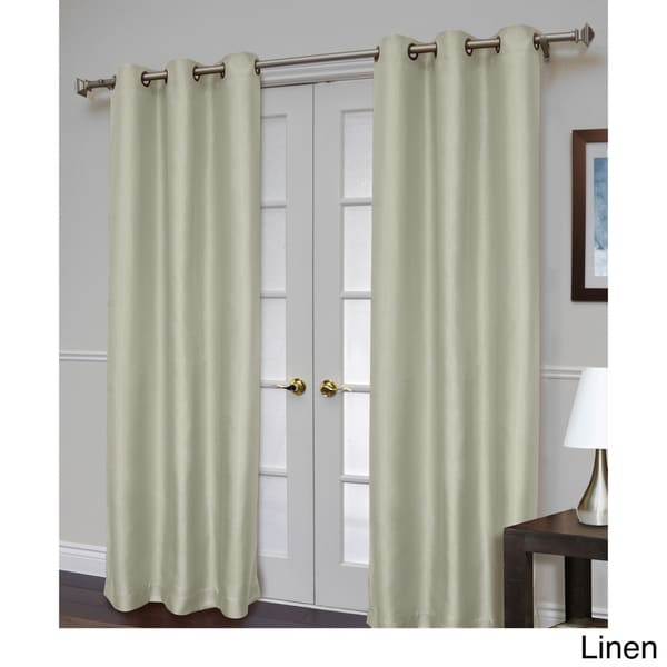 Image Result For Grommet Top Thermal Insulated Inch Blackout Curtain Panel Pair